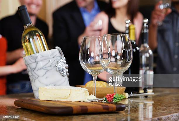 Vinho e Queijo