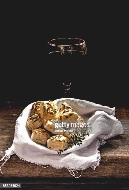 Wine and pastry