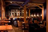 Wine bar and lounge
