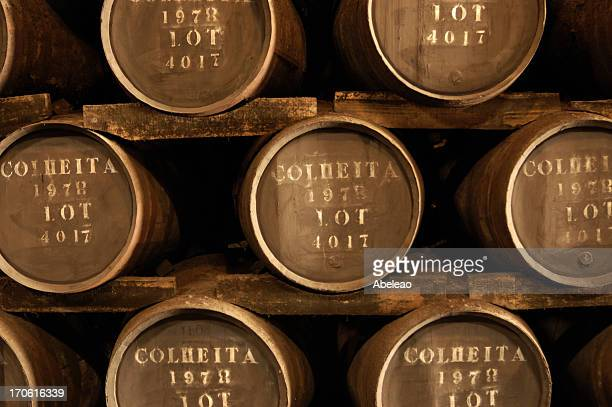 Wine barrels ( Port )