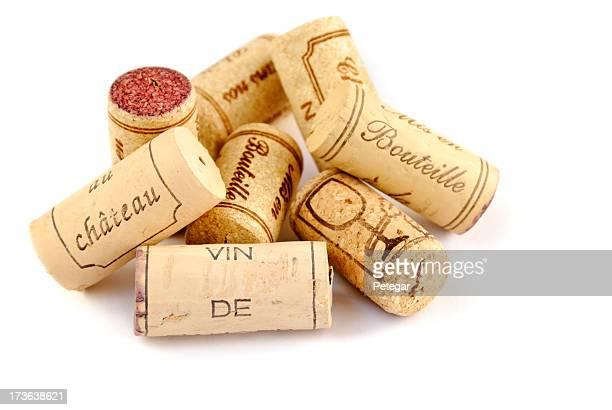 Garrafa de Vinho cápsulas