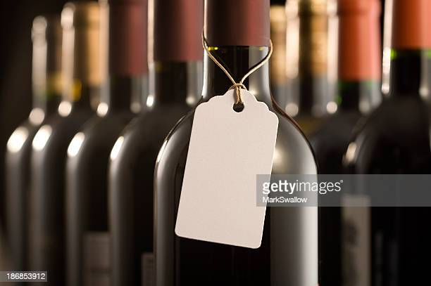 Wine Bottles and Label