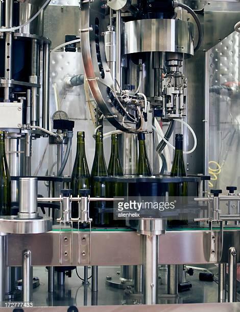 Wein Bottling