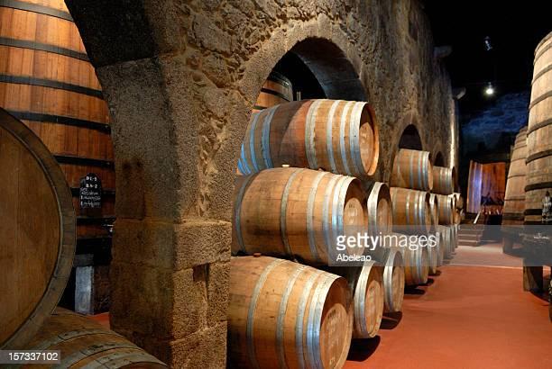 Wine cellar ( Port )
