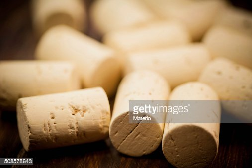 Wine Cork : Stock Photo
