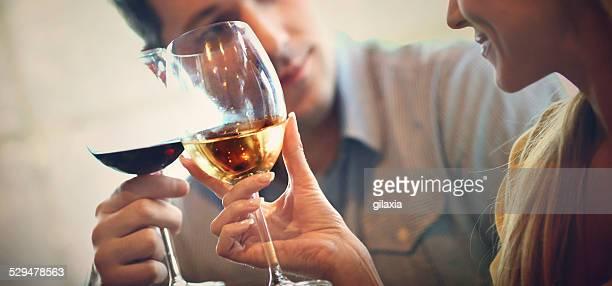 Wein beeindruckst.