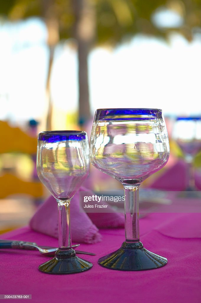 Wine Glasses On Table Setting Stock Photo Getty Images : wine glasses on table setting picture id200423763 001 from www.gettyimages.com size 681 x 1024 jpeg 268kB