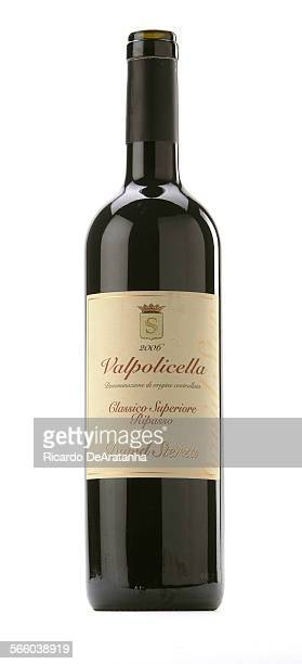 Wine of the Week David Sterza Valpolicella Classic Superiore Ripasso photographed in the Los Angeles Times studio July 15 2009