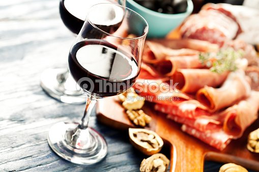 Wine party : Stock Photo