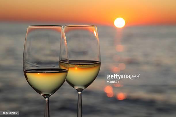 romance avec vin
