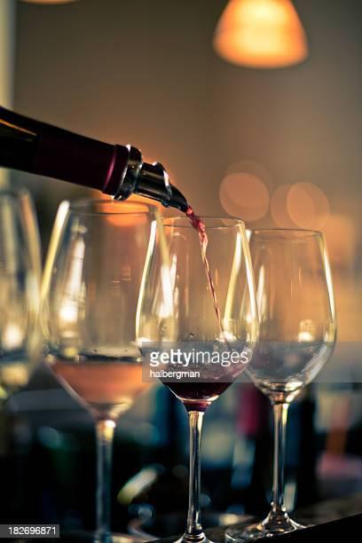 Degustação de Vinho