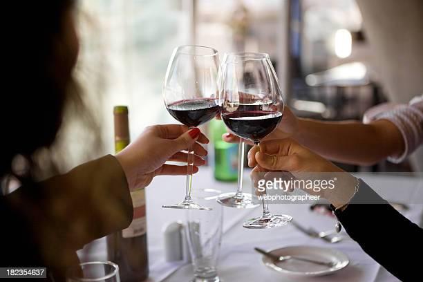 Tostadas de vino