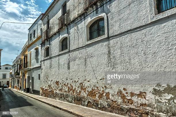 Wineries in Sanlucar de Barrameda, Cadiz