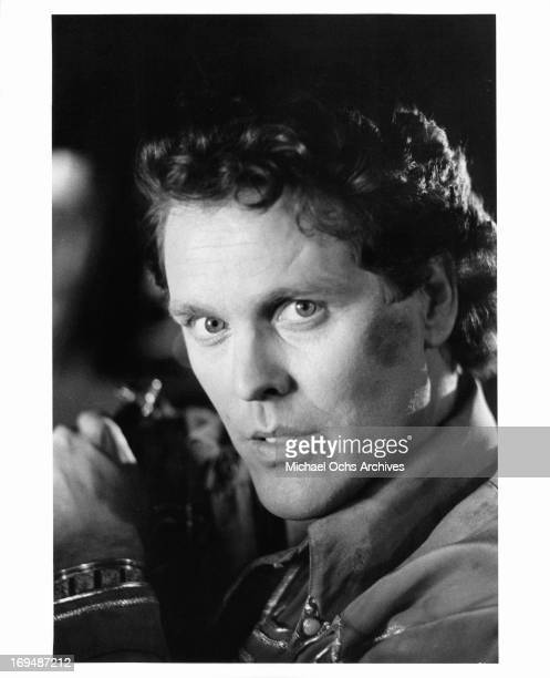 Wings Hauser in publicity portrait for the film 'Vice Squad' 1982