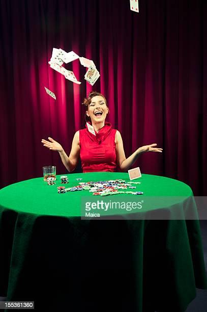 Winner at poker
