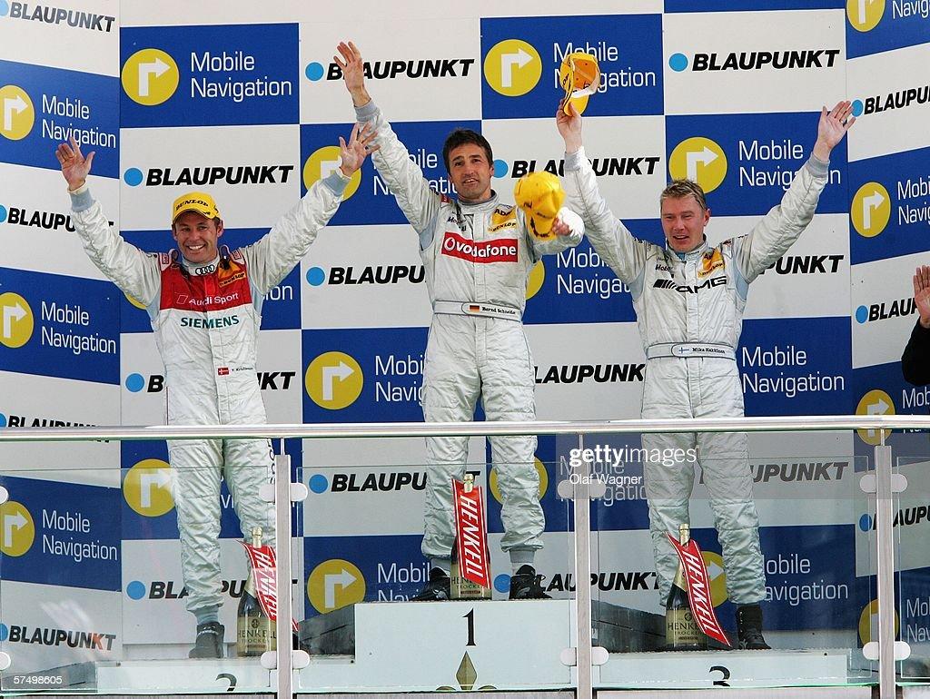 DTM 2006 German Touring Car Championship Round 2