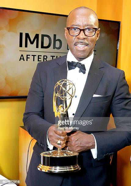 Winner Courtney B Vance attends IMDb Live After The Emmys presented by TCL on September 18 2016 in Los Angeles California