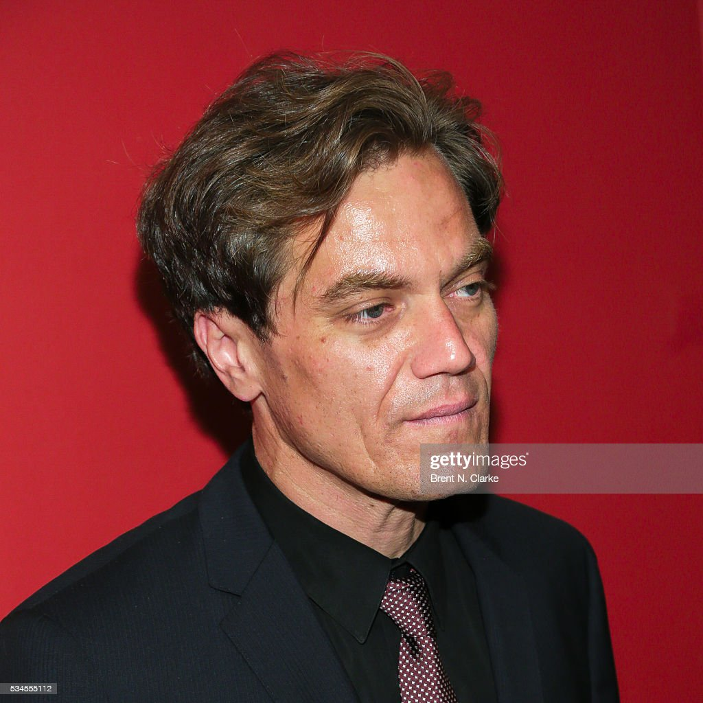 Winner for outstanding featured actor in a play, 'Long Day's Journey into Night', <a gi-track='captionPersonalityLinkClicked' href=/galleries/search?phrase=Michael+Shannon&family=editorial&specificpeople=660513 ng-click='$event.stopPropagation()'>Michael Shannon</a> attends the 66th Annual Outer Critics Circle Theatre Awards held at Sardi's on May 26, 2016 in New York City.