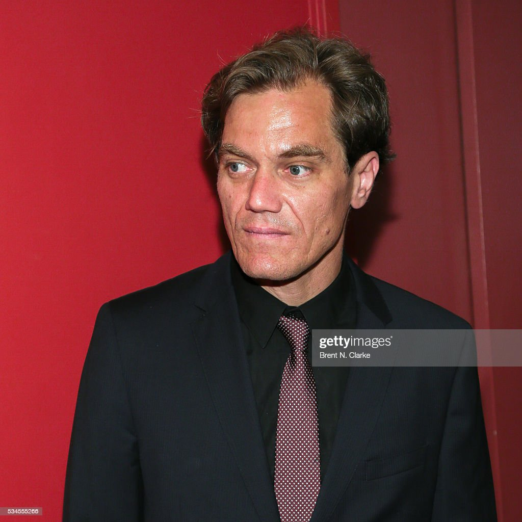 Winner for outstanding featured actor in a play, 'Long Day's Journey into Night', Michael Shannon attends the 66th Annual Outer Critics Circle Theatre Awards held at Sardi's on May 26, 2016 in New York City.