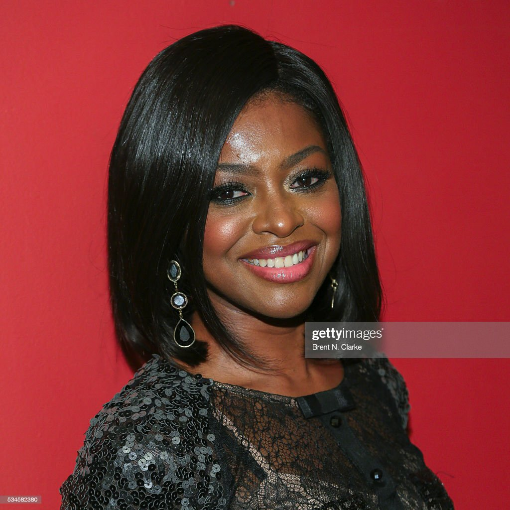 Winner for outstanding featured actress in a play, 'Eclipsed', Pascale Armand attends the 66th Annual Outer Critics Circle Theatre Awards held at Sardi's on May 26, 2016 in New York City.