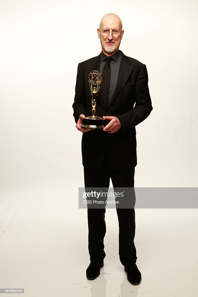 Winner, <a gi-track='captionPersonalityLinkClicked' href=/galleries/search?phrase=James+Cromwell&family=editorial&specificpeople=211295 ng-click='$event.stopPropagation()'>James Cromwell</a>, for Outstanding Supporting Actor in a Miniseries/Movie for AMERICAN HORROR STORY during the 65th Primetime Emmy Awards which will be broadcast live across the country 8:00-11:00 PM ET/ 5:00-8:00 PM PT from NOKIA Theater L.A. LIVE in Los Angeles, Calif., on Sunday, Sept. 22 on the CBS Television Network.