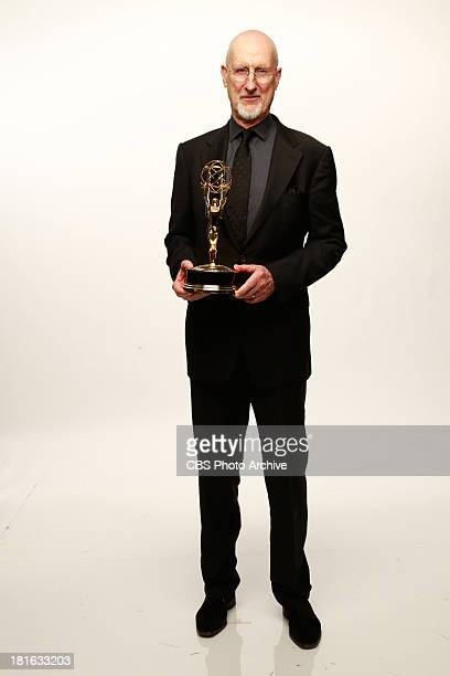 Winner James Cromwell for Outstanding Supporting Actor in a Miniseries/Movie for AMERICAN HORROR STORY during the 65th Primetime Emmy Awards which...
