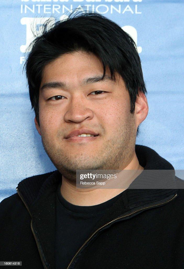 10-10-10 winner Kevin Huangl attends the 28th Santa Barbara International Film Festival Awards Breakfast on February 3, 2013 in Santa Barbara, California.