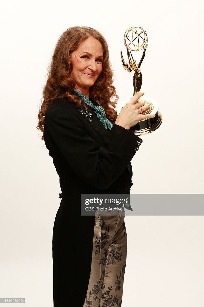 Winner, <a gi-track='captionPersonalityLinkClicked' href=/galleries/search?phrase=Melissa+Leo&family=editorial&specificpeople=2083907 ng-click='$event.stopPropagation()'>Melissa Leo</a>, Outstanding Guest Actress In A Comedy series for LOUIE during the 65th Primetime Emmy Awards which will be broadcast live across the country 8:00-11:00 PM ET/ 5:00-8:00 PM PT from NOKIA Theater L.A. LIVE in Los Angeles, Calif., on Sunday, Sept. 22 on the CBS Television Network.