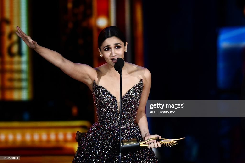 US-INDIA-ENTERTAINMENT-CINEMA-BOLLYWOOD-IIFA AWARDS : News Photo
