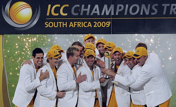 Winner Of ICC Champions Trophy 2009 Au