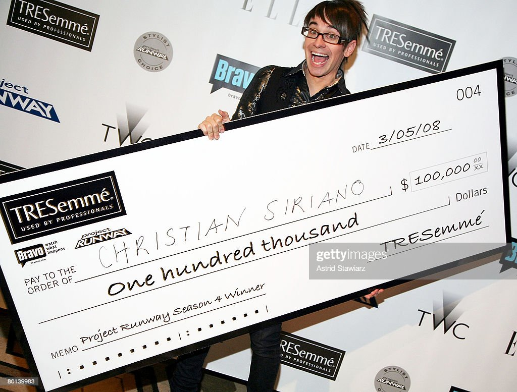 Project Runway Season 4 Winner