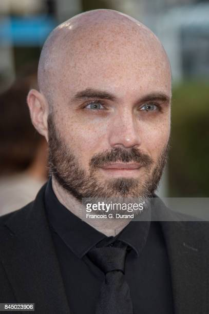 Winner of the Jury Prize the Revelation Prize and the Critic's Prize for his movie 'A Ghost Story' director David Lowery arrives at the closing...