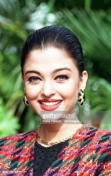 Winner of the Miss World contest Aishwarya Rai