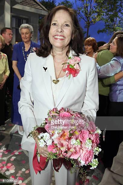CULVER CITY CA MAY 11 Winner Patti PattonBader Military Mom during Teleflora presents America's Favorite Mom in Culver City on May 10 2008 Pasadena...