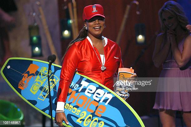 Winner Queen Latifah for Choice Movie Comedy Actress for 'Bringing Down The House'