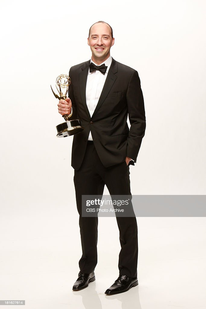 Winner, Tony Hale, Outstanding Supporting Actor In A Comedy series for VEEP during the 65th Primetime Emmy Awards which will be broadcast live across the country 8:00-11:00 PM ET/ 5:00-8:00 PM PT from NOKIA Theater L.A. LIVE in Los Angeles, Calif., on Sunday, Sept. 22 on the CBS Television Network.