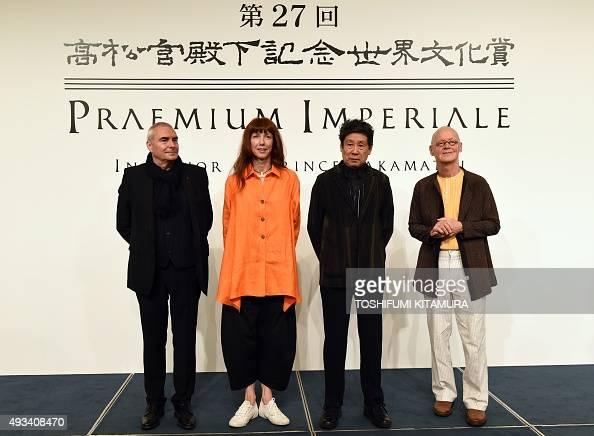Winners of the 27th praemium imperiale architect for Praemium imperiale