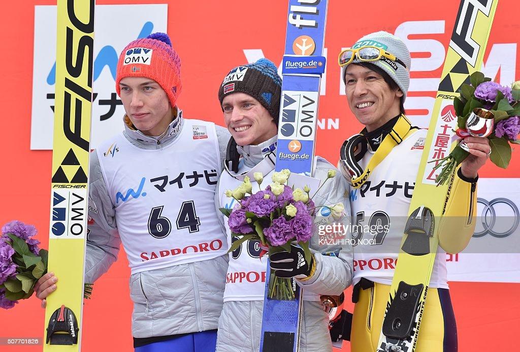 ski jumping world cup winners