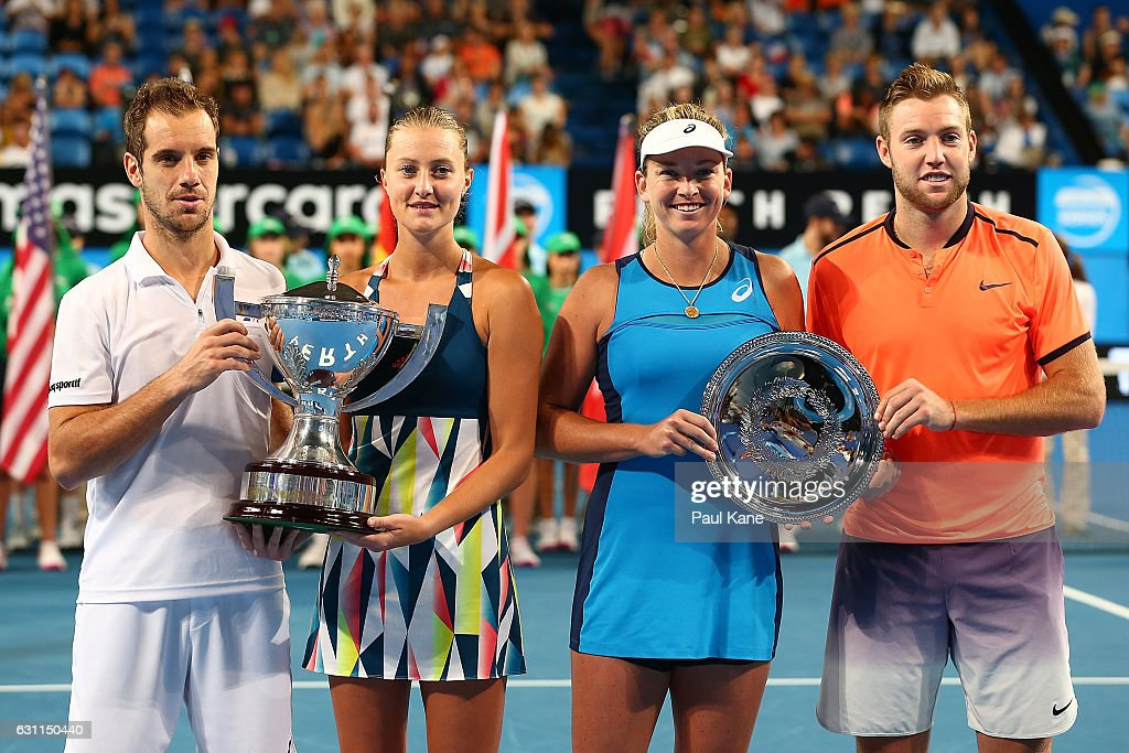 2017 Hopman Cup - Day 7