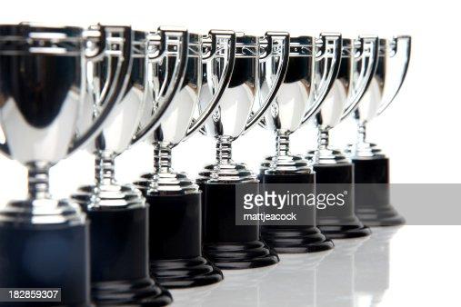 Winners Trophies