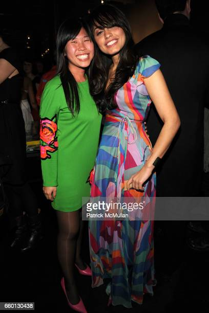 Winnie Lam and Mohita Tutta attend ROGER PADILHA MAURICIO PADILHA Celebrate Their Rizzoli Publication THE STEPHEN SPROUSE BOOK Hosted by DEBBIE HARRY...