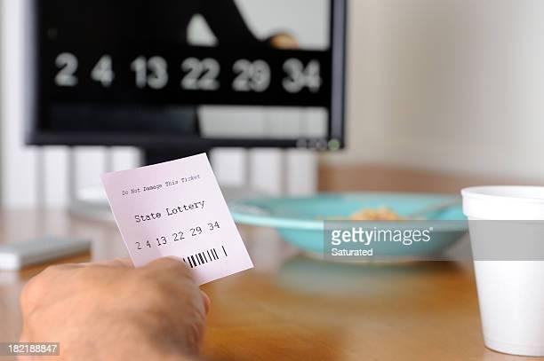 Preisgekrönte Lottery Ticket