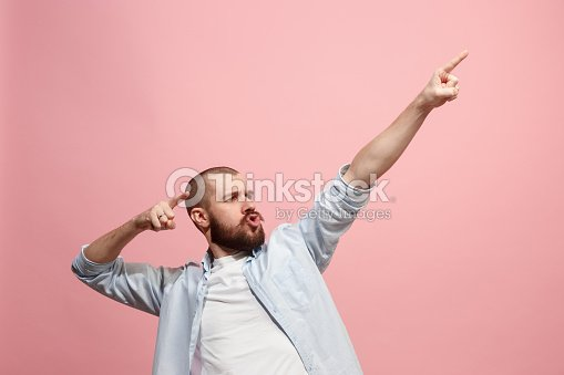 Winning success man happy ecstatic celebrating being a winner. Dynamic energetic image of male model : Stock Photo