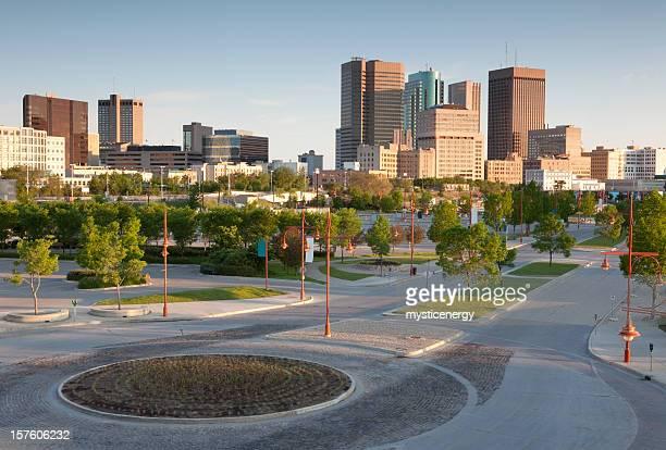 Winnipeg schlechten Lichtverhältnissen