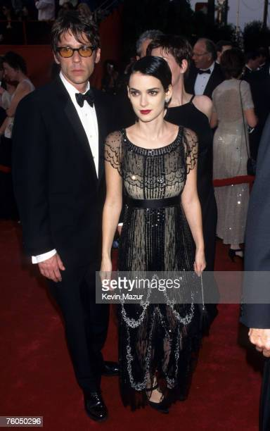 Winona Ryder and guest