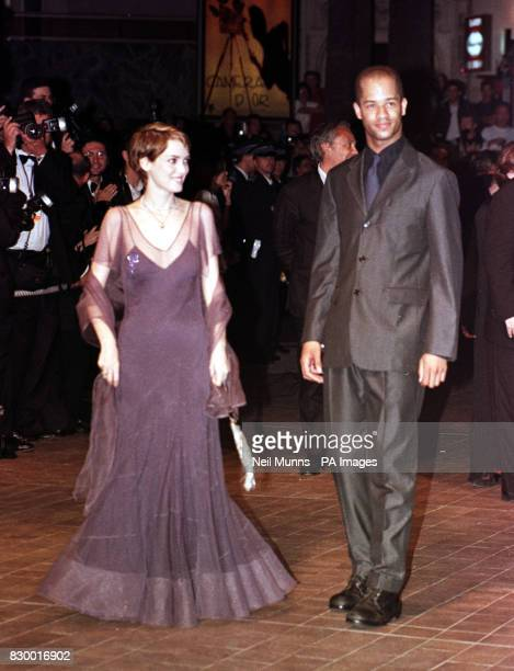 Winona Ryder arrives at the premiere of Terry Gilliams new film 'Fear And Loathing in Las Vegas' at the 51st Cannes Film Festival