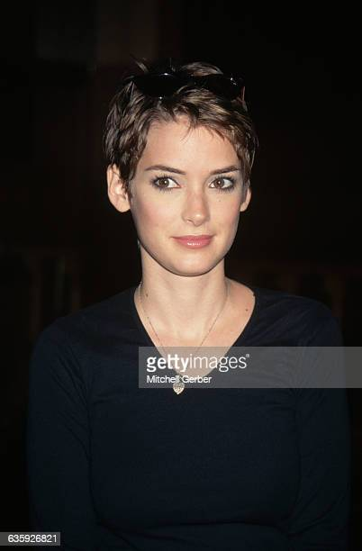 Winona Ryder at the premiere of 'Boogie Nights' at the New York Film Festival