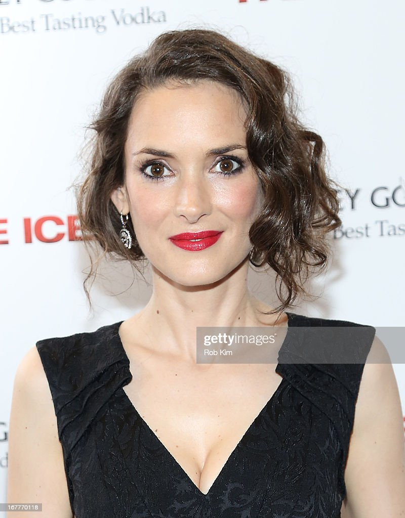 Winona Ryder attends the 'The Iceman' screening presented by Millennium Entertainment and GREY GOOSE at Chelsea Clearview Cinemas on April 29, 2013 in New York City.