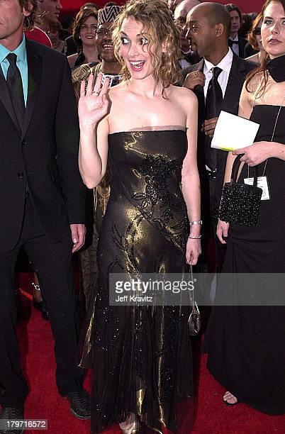 Winona Ryder during The 73rd Annual Academy Awards at Shrine Auditorium in Los Angeles California United States