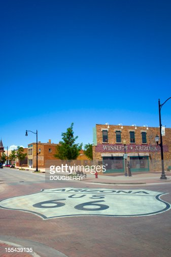 Winslow en Arizona